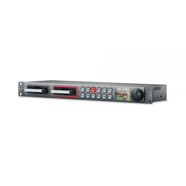 ویدیو رکوردر Blackmagic Design HyperDeck Studio 12G