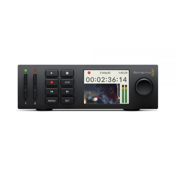 ویدیو رکوردر Blackmagic Design HyperDeck Studio Mini