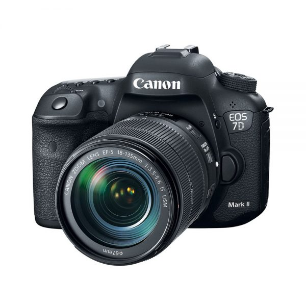 دوربین عکاسی Canon EOS 7D Mark II + 18-135mm IS USM
