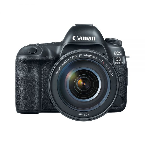 دوربین عکاسی Canon EOS 5D Mark IV + 24-105mm IS II USM
