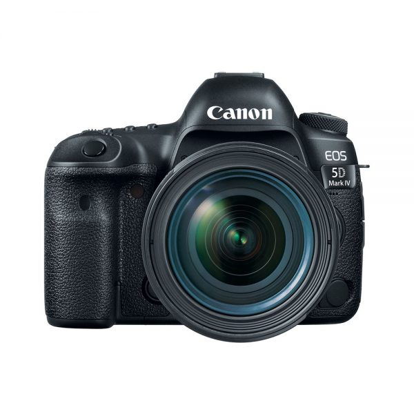 دوربین عکاسی Canon EOS 5D Mark IV + 24-70mm IS USM