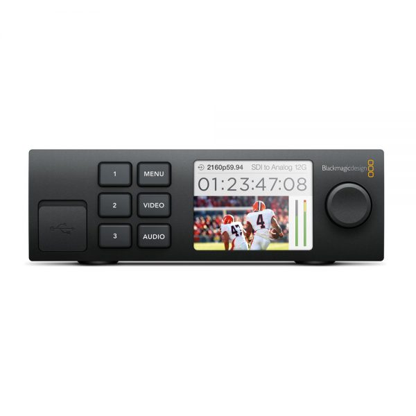 پنل Blackmagic Design Teranex Mini Smart Panel