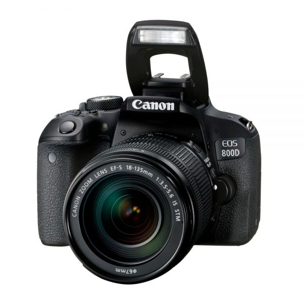 دوربین عکاسی Canon EOS 800D EF-S 18-135mm IS STM